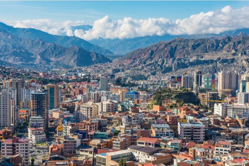 Самая высоко расположенная столица мира