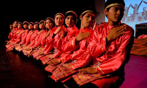 Саман - Индонезия