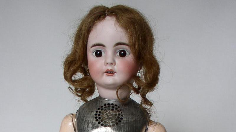 Томас Эдисон создавал жуткие говорящие куклы