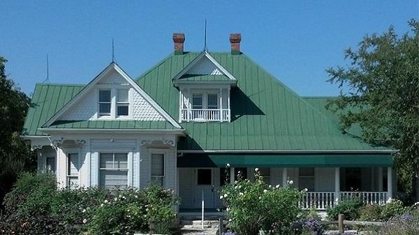 Дом Сойеров - Кингсленд, Техас