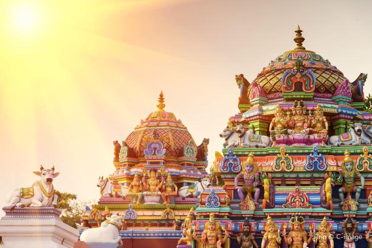 Храм Капалишварар
