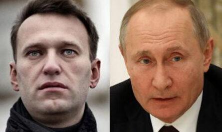 Навальный против Путина: Когда сменится власть в России?