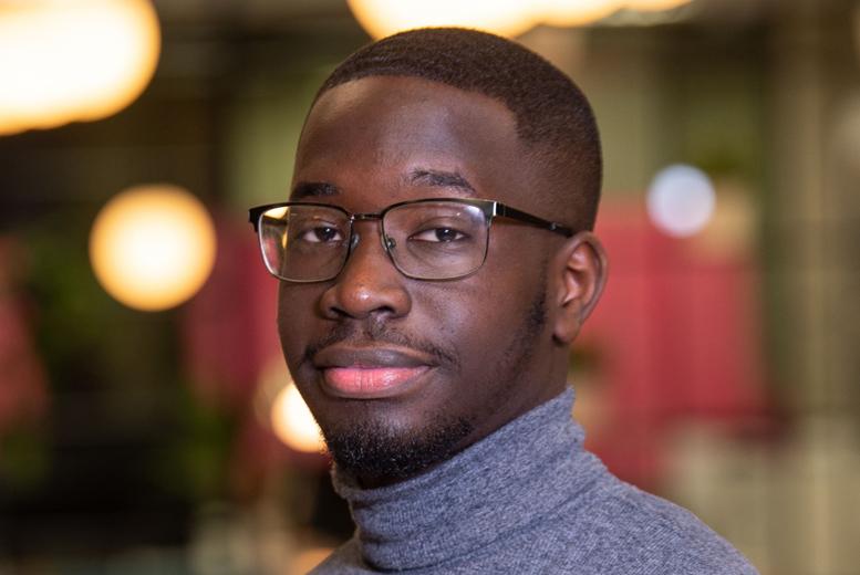 Масамба Сенгор (Великобритания) - аналитик MMC
