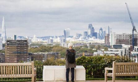 5 тайных мест, откуда можно увидеть лучшие панорамы Лондона