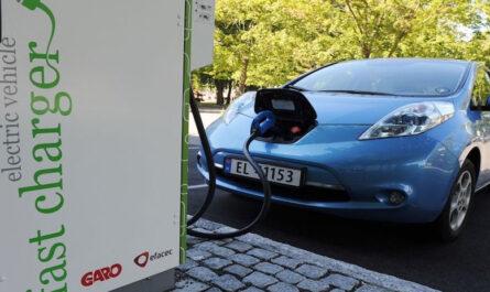 В каких странах больше всего электромобилей?