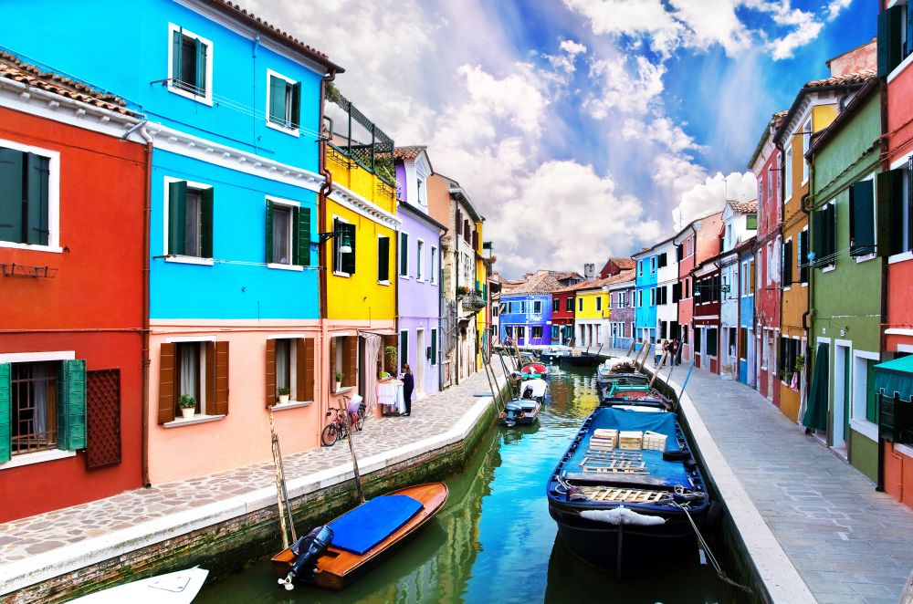 Бурано, Венеция