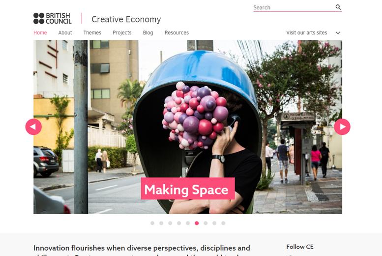Креативная экономика (Creative Economy)