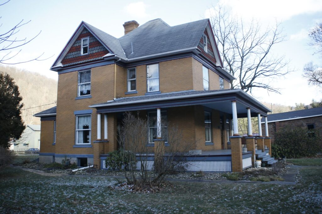 Дом Буффало Билла - Пенсильвания