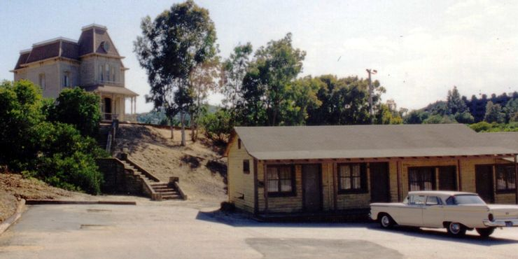 Мотель Бейтса - Лос-Анджелес, Калифорния