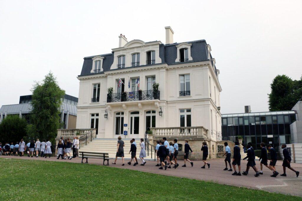 Британская школа в Париже