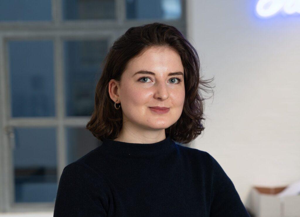 Эллен Логан (Великобритания) - инвестиционный партнер Augmentum Fintech