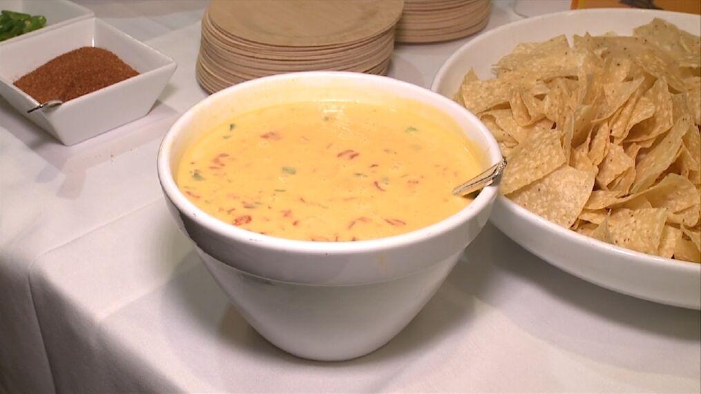 Арканзас: Сырный соус