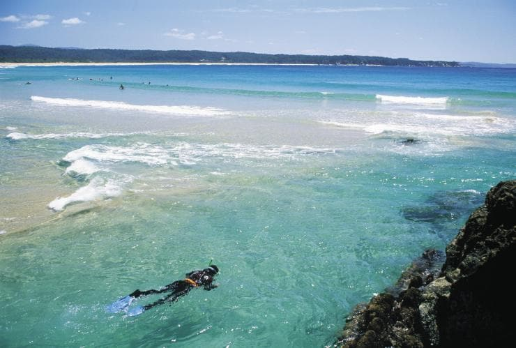 Сапфировое побережье, Австралия