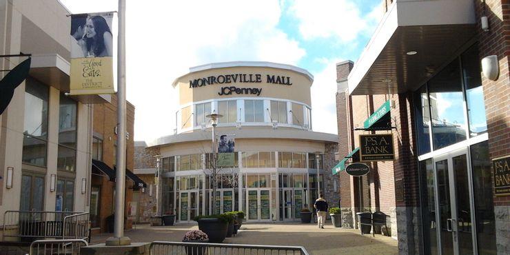 Торговый центр в Монровилле - Монровилл, Пенсильвания