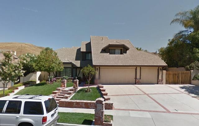 """Дом из """"Полтергейста"""" - Сими-Вэлли, Калифорния"""