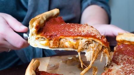 Иллинойс: Пицца по-чикагски