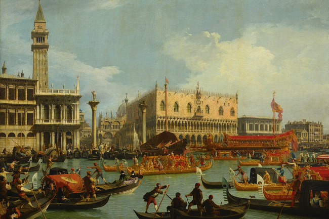 Венецианцы изобрели карантин