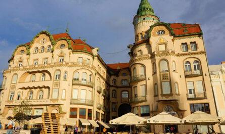 Города Европы, где можно полюбоваться архитектурой ар-нуво