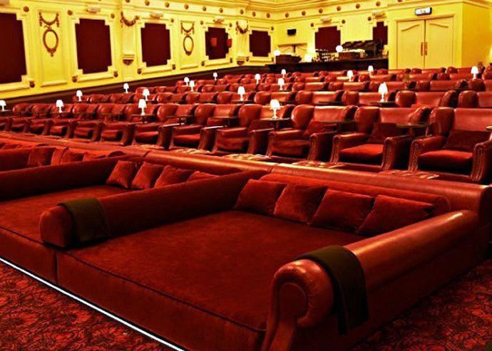Электрический кинотеатр, Ноттинг-Хилл, Англия