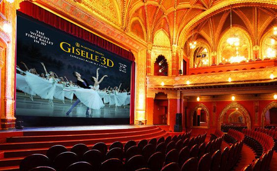 Национальный кинотеатр Урания, Будапешт, Венгрия