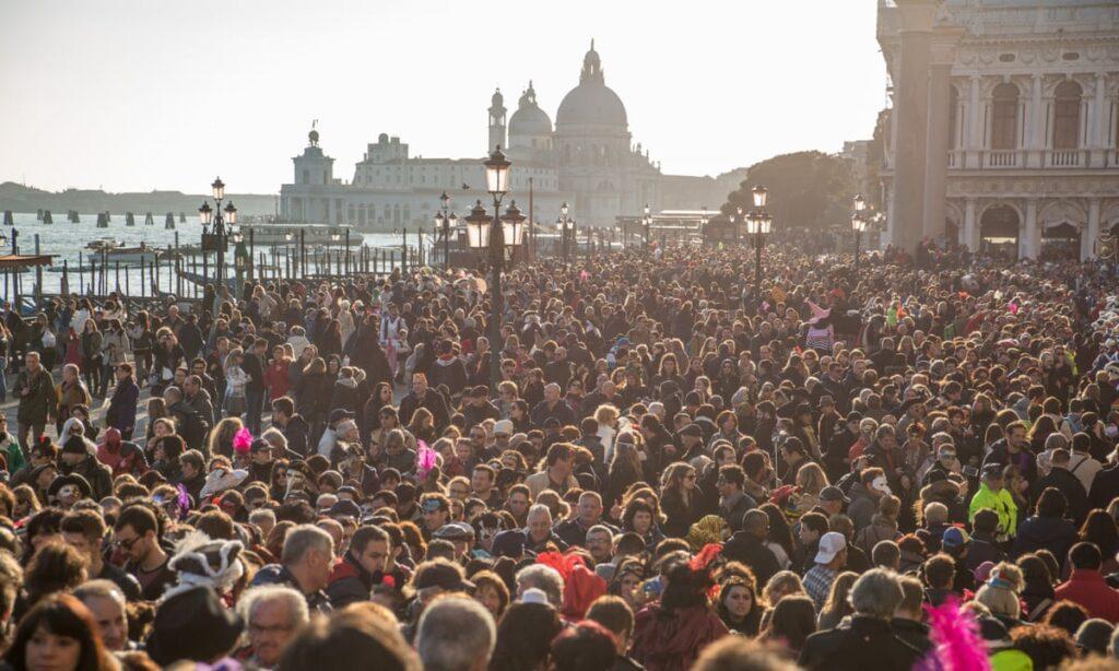 Венецианцы могут исчезнуть к 2030 году