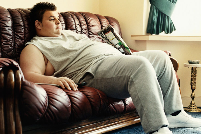 В каких городах США живет больше всего людей с ожирением