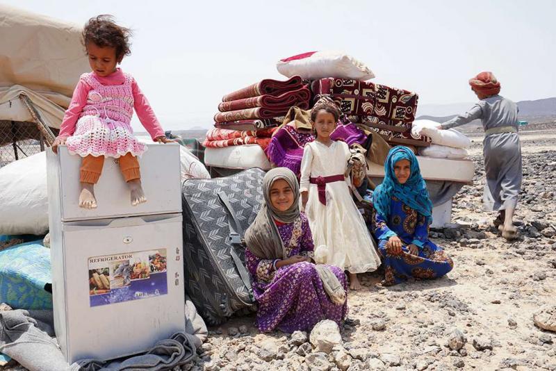 Миллион человек проживают в незапланированных лагерях