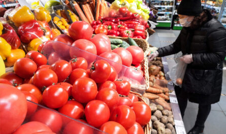 В каких странах Россия покупает фрукты и овощи?