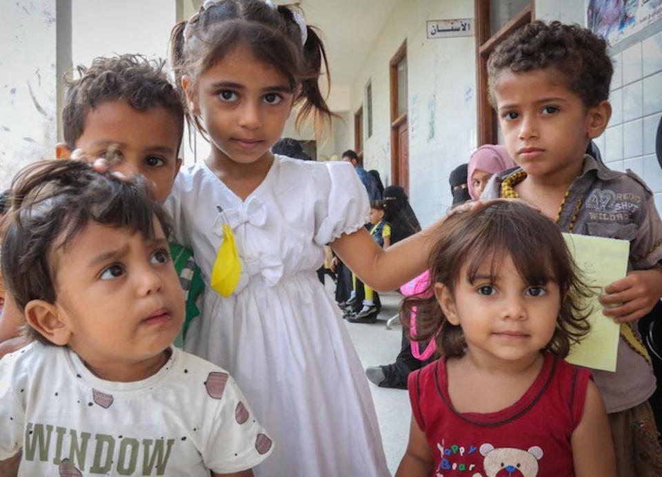 Два миллиона детей не ходят в школу