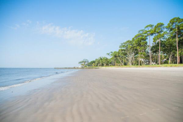 Остров Дауфуски, Южная Каролина