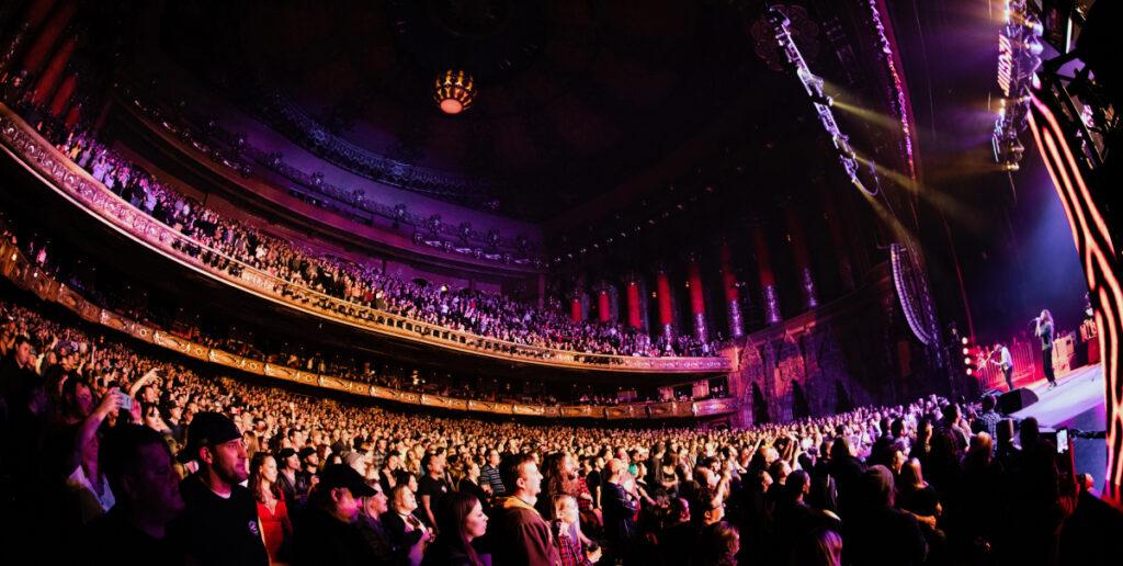 Театр Фокс, Детройт, США