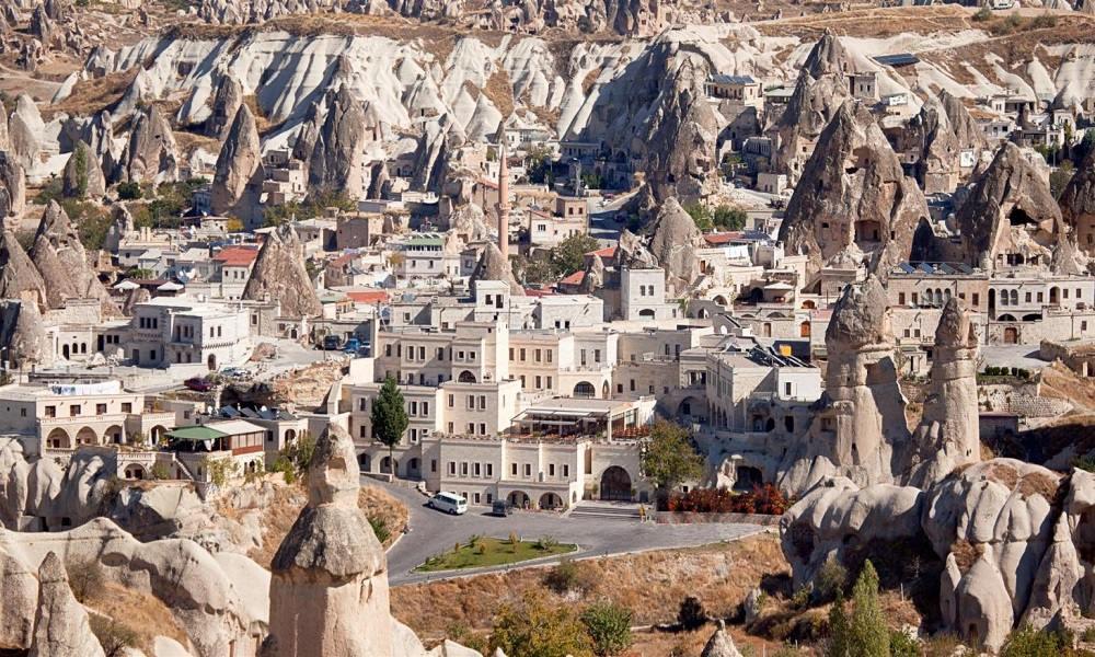 Гёреме, Турция