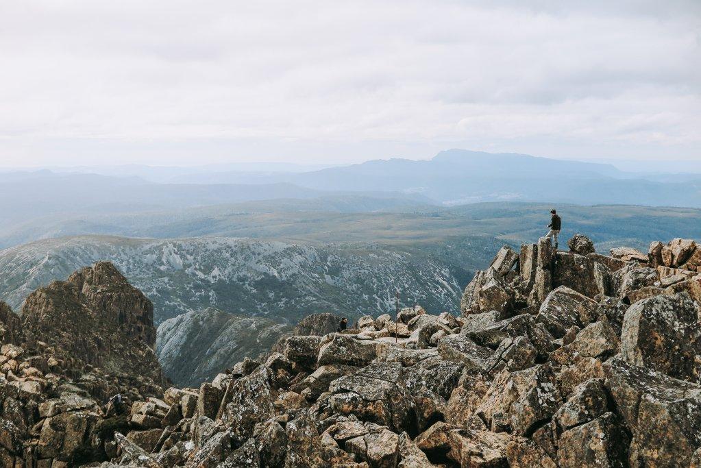 Самый чистый воздух в мире на Тасмании