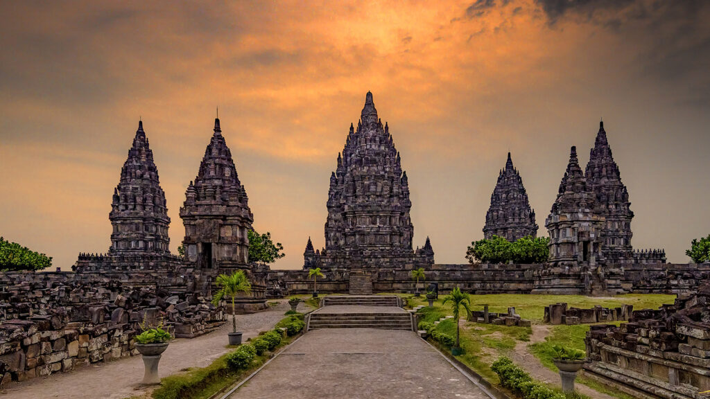 Джокьякарта, Индонезия