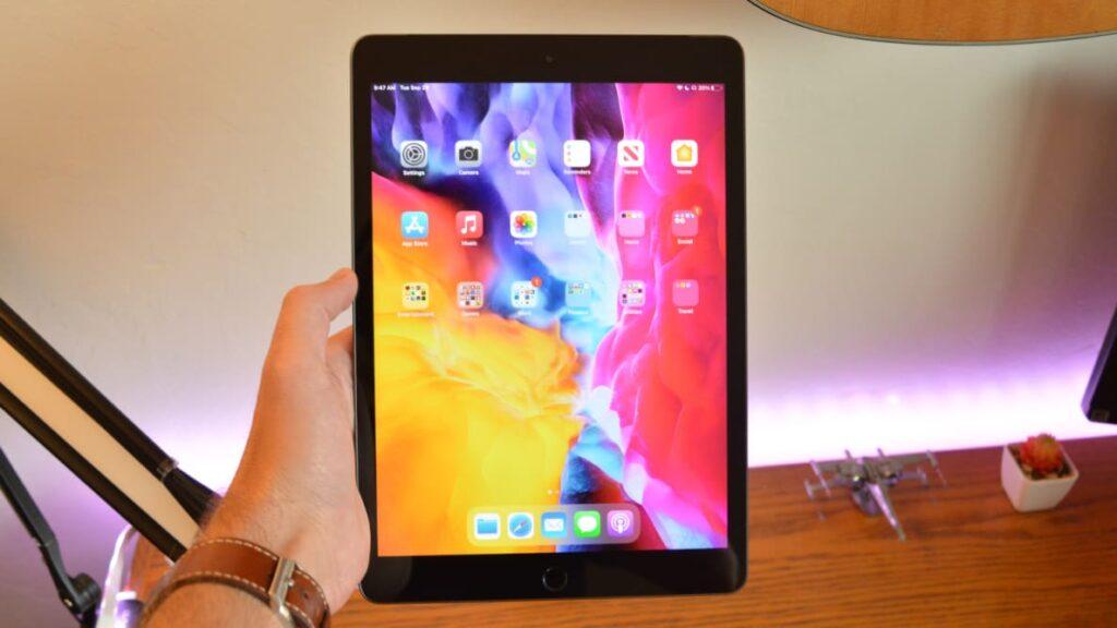 Apple iPad (10,2 дюйма, 2020 год)