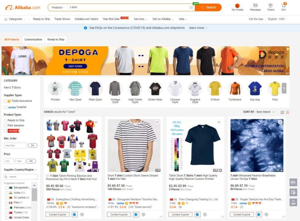 Alibaba - китайский Дракон электронной коммерции (Китай)