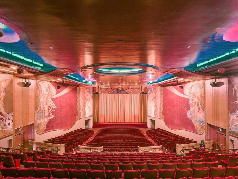 Кинотеатр Оринда, Калифорния, США