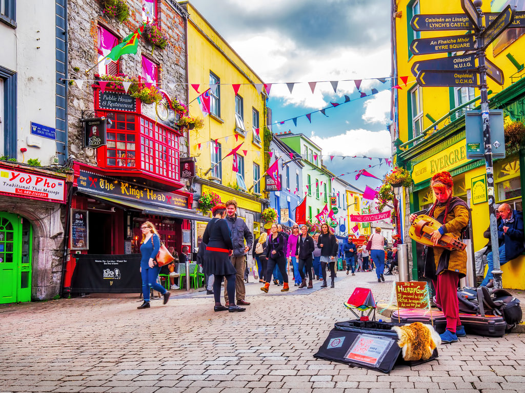 Голуэй, Ирландия
