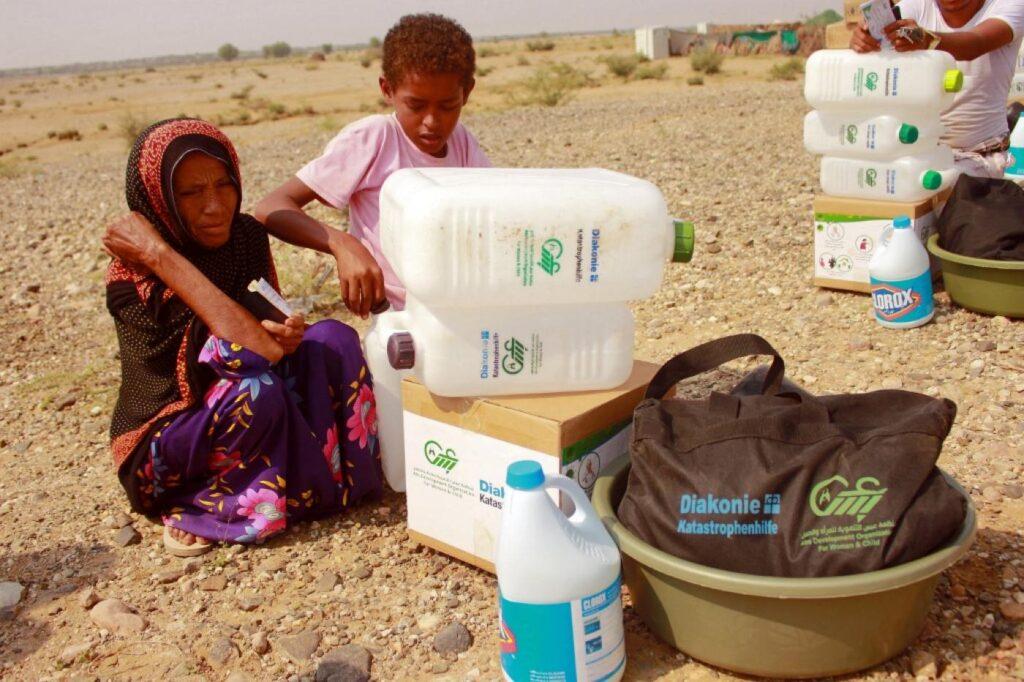 20 млн человек нуждается в гуманитарной помощи