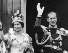 Принц Филипп и королева Елизавета: история любви