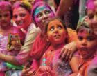 Семь фактов об удивительном празднике красок Холи