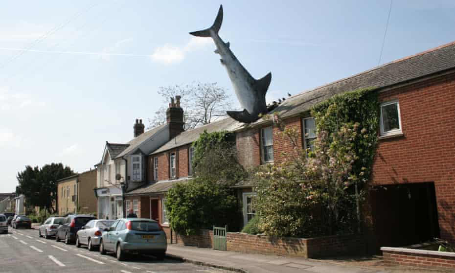 Shark Attack Home, Хедингтон, Великобритания