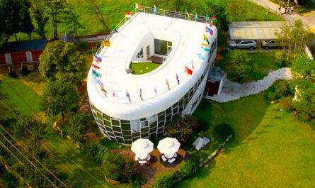 20 самых необычных домов на свете