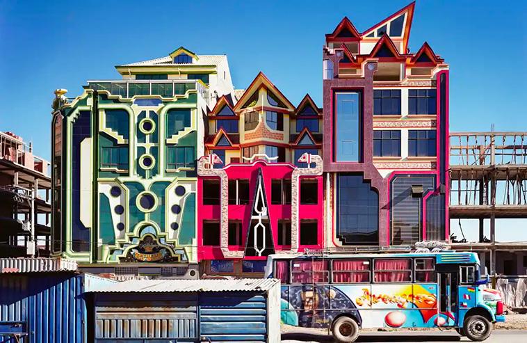 Коэтильос, Эль-Альто, Боливия