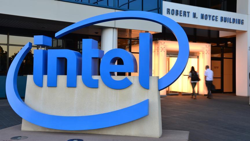 Intel - Санта-Клара, США