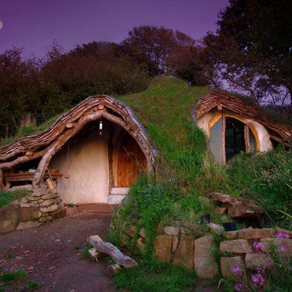 Дом Хоббита, Уэльс