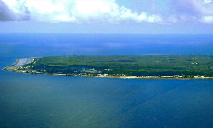 Науру - 21,3 км²