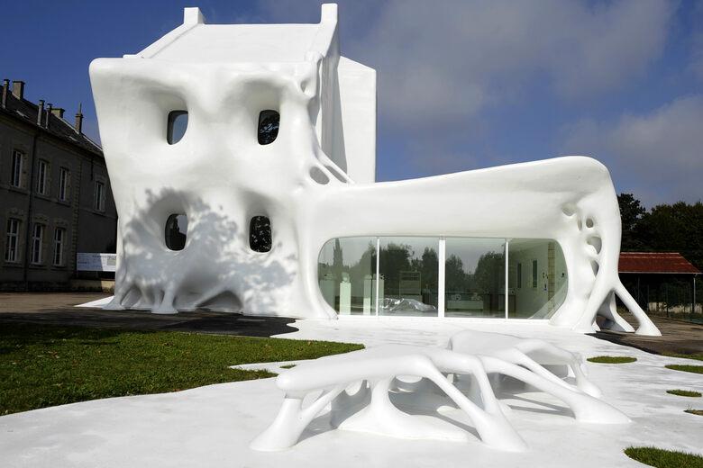 Gue(ho)st House, Дельм, Франция