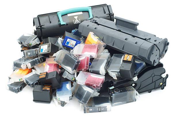 Ежегодно используется более 1 млрд картриджей с чернилами