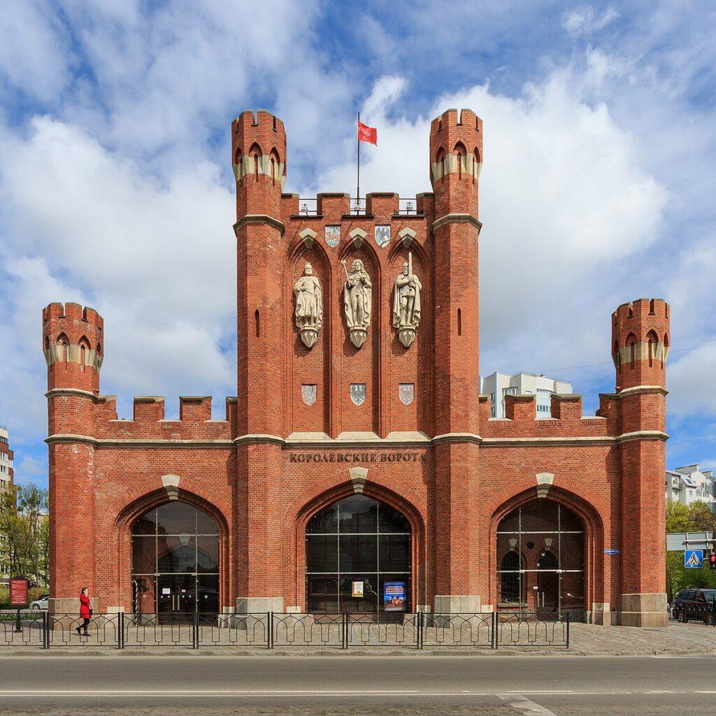 Прогуляйтесь и посмотрите, как создавалась история Калининграда